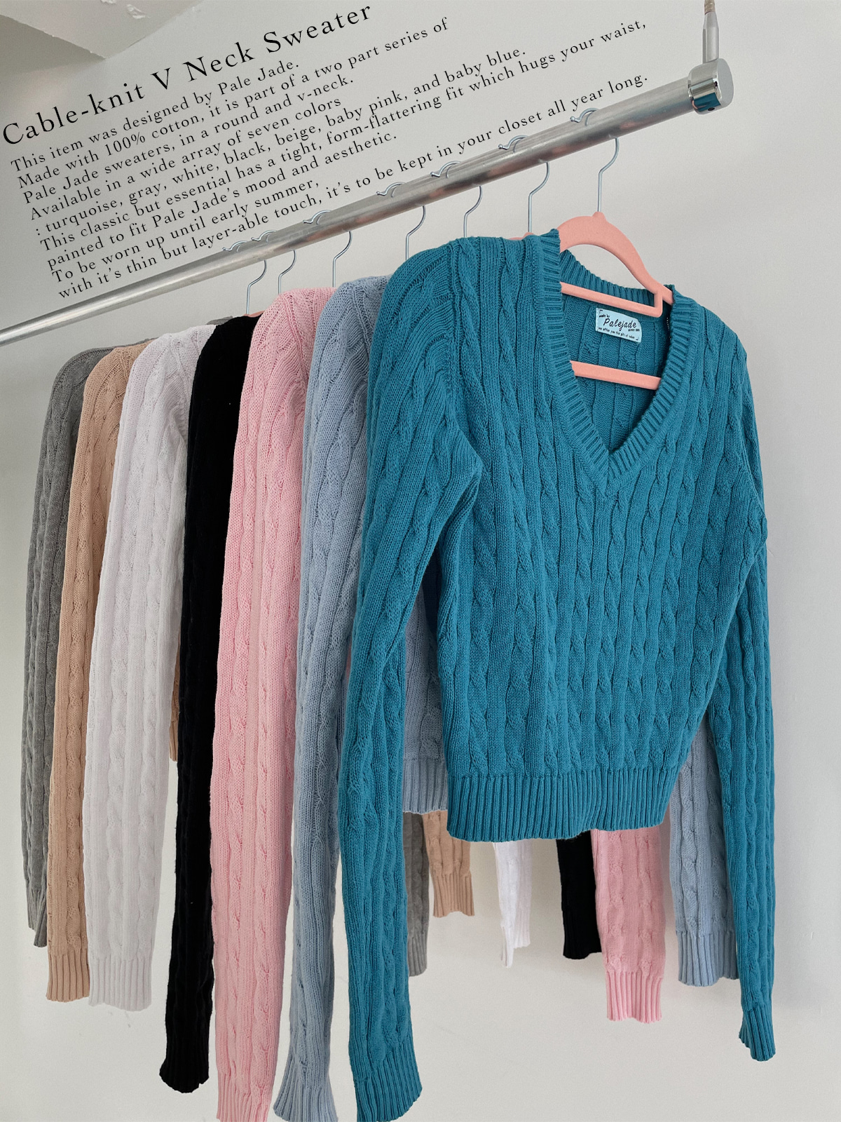 Cable Knit - Vv